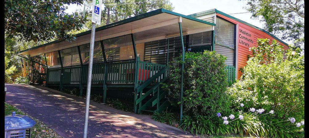 Mapleton Community Library